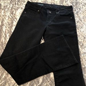 6 KUT FROM THE KLOTH BOOTCUT JEANS